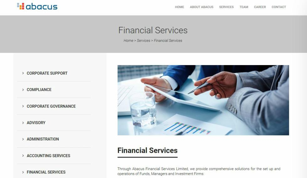 Abacus Financial Services