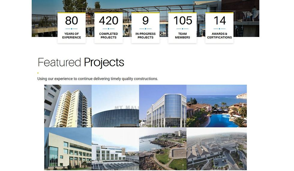 AtlasPantou Constructions featured projects