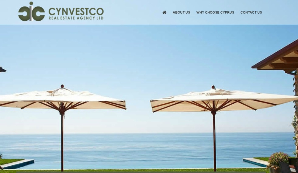 CIC Cynvestco Website Home Page