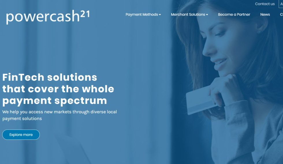 Powercash21 Home Page