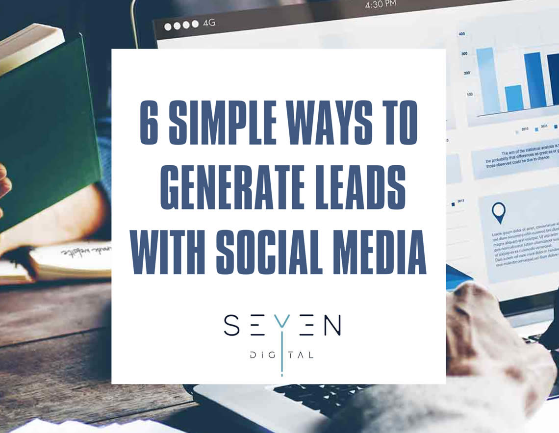 6 simple ways to generate leads with Social Media