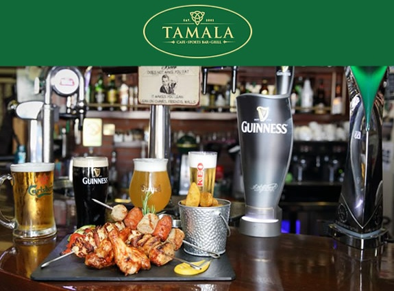 Tamala Cafe Bar Facebook Page