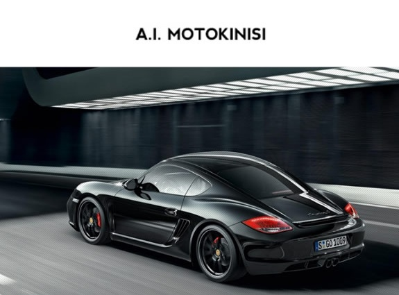 A.I Motokinisi website