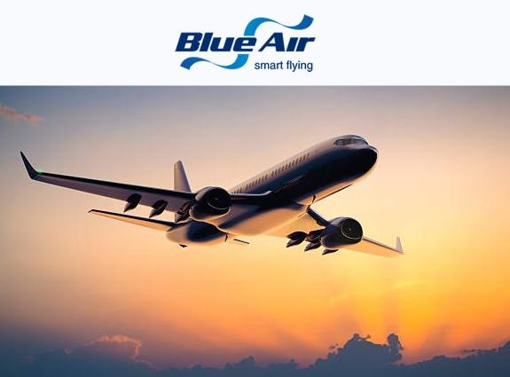 Blue Air SEO