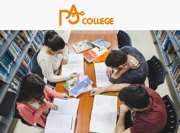 PA College website