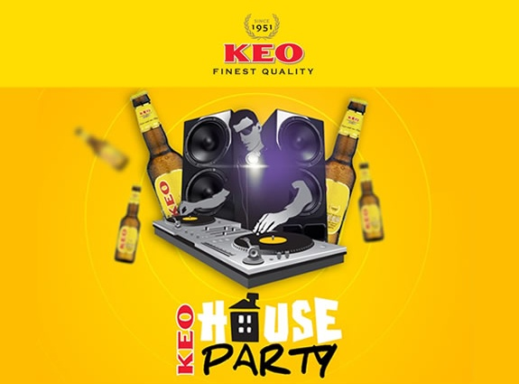 KEO Facebook competition