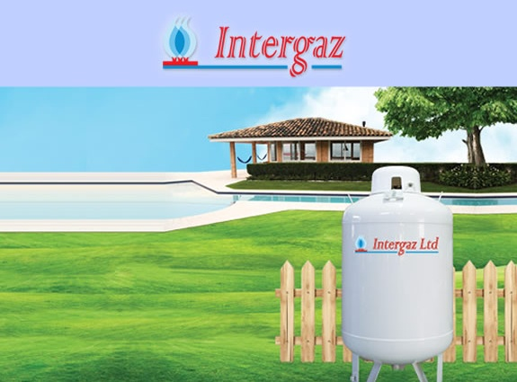 Intergaz Corporate website
