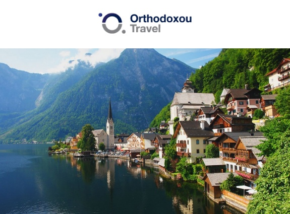 Orthodoxou Travel Website